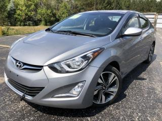 Used 2016 Hyundai Elantra Sport 2WD for sale in Cayuga, ON