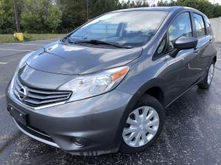 Used 2016 Nissan Versa Note Note SV 2WD for sale in Cayuga, ON