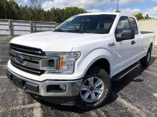 Used 2019 Ford F-150 XLT EXT CAB 4X4 for sale in Cayuga, ON