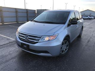 Used 2013 Honda Odyssey EX-L 2WD for sale in Cayuga, ON