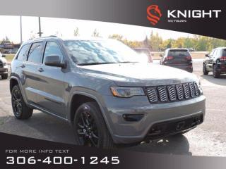 New 2020 Jeep Grand Cherokee Altitude   B/U Camera   Keyless Entry   Navigation   Satellite Radio   Power Sunroof   Bluetooth for sale in Weyburn, SK
