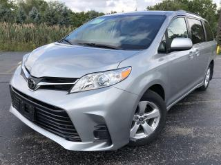 Used 2019 Toyota Sienna LE 2WD for sale in Cayuga, ON