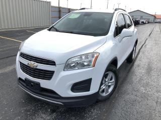 Used 2014 Chevrolet Trax 2LT 2WD for sale in Cayuga, ON