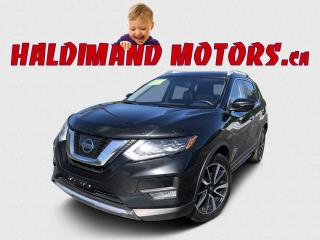 Used 2017 Nissan Rogue SL AWD for sale in Cayuga, ON