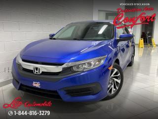 Used 2016 Honda Civic EX for sale in Chicoutimi, QC
