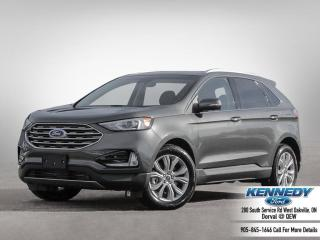 New 2020 Ford Edge Titanium for sale in Oakville, ON