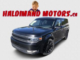 Used 2016 Ford Flex Limited AWD for sale in Cayuga, ON