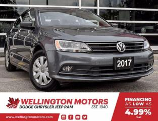 Used 2017 Volkswagen Jetta Sedan Trendline+ | Low K's | Accident Free !! for sale in Guelph, ON