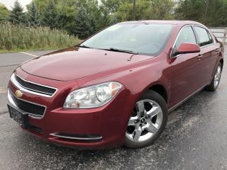 Used 2010 Chevrolet Malibu 1LT 2WD for sale in Cayuga, ON