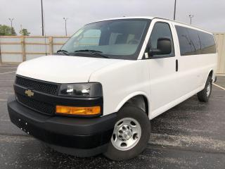 Used 2019 Chevrolet Express LS 3500 EXT 2WD for sale in Cayuga, ON