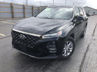 Used 2019 Hyundai Santa Fe Essential AWD for sale in Cayuga, ON