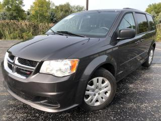 Used 2016 Dodge Grand Caravan SXT 2WD for sale in Cayuga, ON