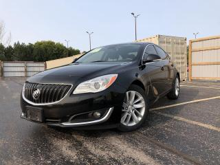 Used 2015 Buick Regal Turbo 2WD for sale in Cayuga, ON