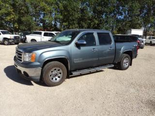 Used 2013 GMC Sierra 1500 for sale in Winnipeg, MB