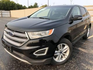 Used 2018 Ford Edge SEL AWD for sale in Cayuga, ON
