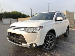 Used 2015 Mitsubishi Outlander GT AWD for sale in Cayuga, ON