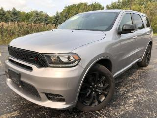 Used 2019 Dodge Durango GT AWD for sale in Cayuga, ON