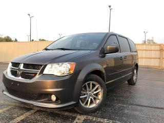 Used 2015 Dodge Grand Caravan SXT Premium Plus 2WD for sale in Cayuga, ON