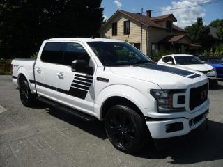 Used 2019 Ford F-150 XLT 4WD SUPERCREW 5.5' BOX for sale in Ste-Marie, QC
