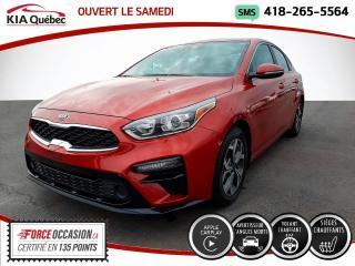 Used 2020 Kia Forte EX* SPECIAL COURTOISIE* CARPLAY* CAMERA* for sale in Québec, QC