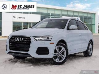 Used 2016 Audi Q3 Progressiv for sale in Winnipeg, MB