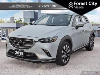 Used 2019 Mazda CX-3 GT for sale in London, ON