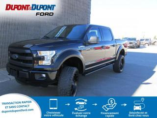Used 2015 Ford F-150 Cab SuperCrew 4RM 145 po XLT for sale in Gatineau, QC