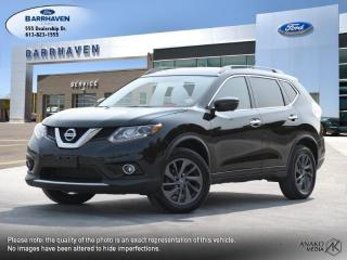 Used 2016 Nissan Rogue SL for sale in Ottawa, ON