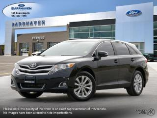 Used 2015 Toyota Venza for sale in Ottawa, ON