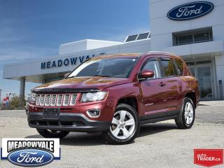 Used 2015 Jeep Compass High Altitude for sale in Mississauga, ON