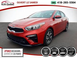 Used 2020 Kia Forte EX* SPECIAL COURTOISIE* CARPLAY* CAMERA* for sale in Québec, QC