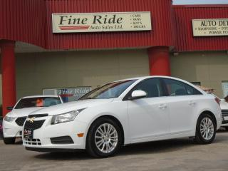 Used 2014 Chevrolet Cruze Eco for sale in West Saint Paul, MB