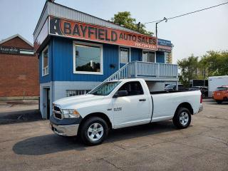 Used 2016 RAM 1500 SXT Rec Cab 4x4 **5.7L HEMI/Power Group** for sale in Barrie, ON