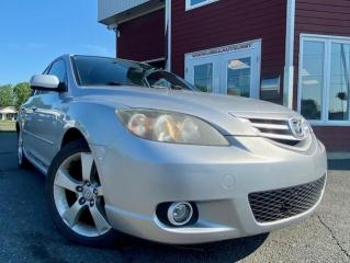 Used 2006 Mazda MAZDA3 Familiale sport à 5 portes Sport GS, boî for sale in Drummondville, QC