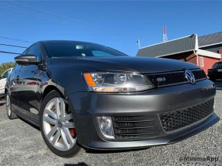 Used 2012 Volkswagen Jetta GLI Berline 4 portes, boîte manuelle for sale in Drummondville, QC