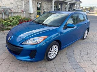 Used 2012 Mazda MAZDA3 GS for sale in St-Eustache, QC