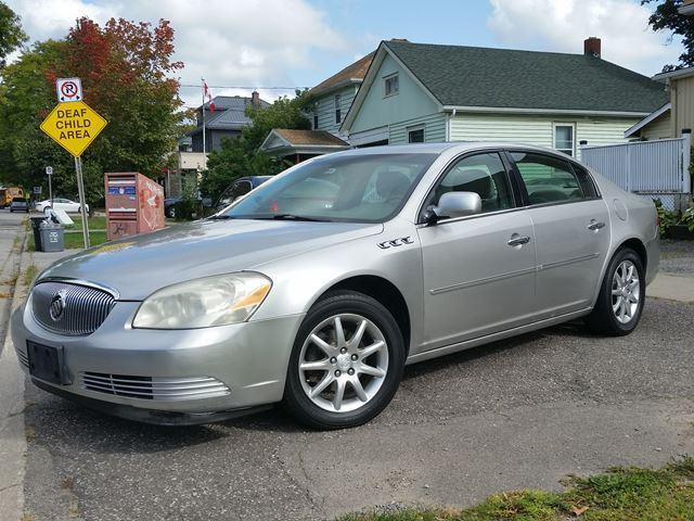 """2008 Buick Lucerne CXL Heated Seats w/Memory & Heated Steering Wheel """"Value Priced""""!!!"""
