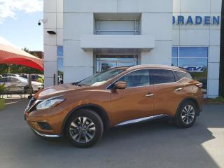 Used 2015 Nissan Murano SL for sale in Kingston, ON