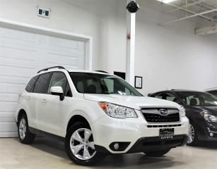 Used 2015 Subaru Forester 5dr Wgn CVT 2.5i Convenience PZEV for sale in North York, ON