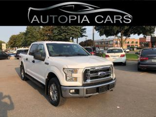 Used 2015 Ford F-150 4WD SuperCrew 145  XLT REAR VIEW CAMERA for sale in North York, ON