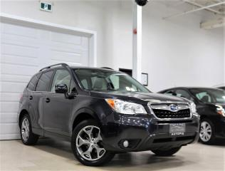 Used 2016 Subaru Forester 5dr Wgn CVT 2.5i Limited for sale in North York, ON
