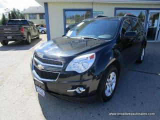 Used 2013 Chevrolet Equinox ALL-WHEEL DRIVE 2-LT MODEL 5 PASSENGER 2.4L - ECO-TEC.. ECO-BOOST.. NAVIGATION.. LEATHER.. HEATED SEATS.. POWER SUNROOF.. BACK-UP CAMERA.. for sale in Bradford, ON