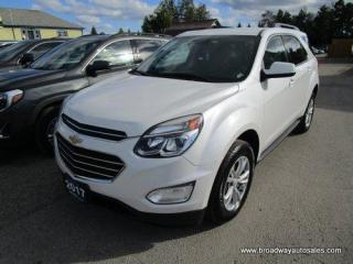 Used 2017 Chevrolet Equinox ALL-WHEEL DRIVE LT EDITION 5 PASSENGER 2.4L - ECO-TEC.. ECO-BOOST-PACKAGE.. HEATED SEATS.. BACK-UP CAMERA.. BLUETOOTH SYSTEM.. KEYLESS ENTRY.. for sale in Bradford, ON