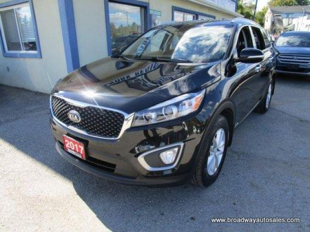 2017 Kia Sorento ALL-WHEEL DRIVE GDI EDITION 5 PASSENGER 2.4L - DOHC.. DRIVE-MODE-SELECT-SYSTEM.. HEATED SEATS.. BLUETOOTH SYSTEM.. KEYLESS ENTRY..