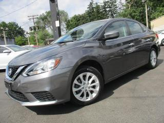 Used 2017 Nissan Sentra SV|9,000KMS ONLY|SUNROOF| BACK-UP CAM|ONE OWNER for sale in Burlington, ON