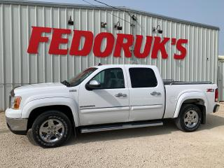 Used 2010 GMC Sierra 1500 SLT for sale in Headingley, MB