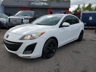 Used 2011 Mazda MAZDA3 2011 MAZDA 3 GS**36.00$/SEM**FINANCEMENT for sale in Lemoyne, QC
