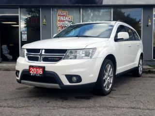 Used 2016 Dodge Journey FWD 4dr Limited for sale in Bowmanville, ON