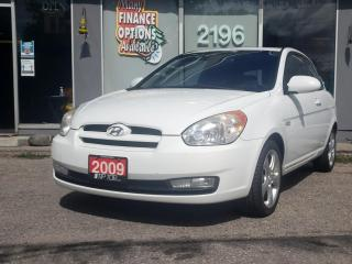 Used 2009 Hyundai Accent 3dr HB Auto GL w/Sport Pkg for sale in Bowmanville, ON