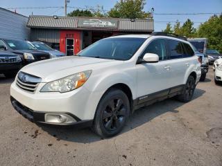 Used 2011 Subaru Outback 2011 SUBARU OUTBACK LIMITED*FINANCEMENT for sale in Lemoyne, QC